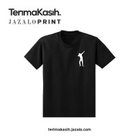 Baju Logo Mini Dab - T-shirt
