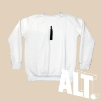 ALT. Tassel Swagshirt