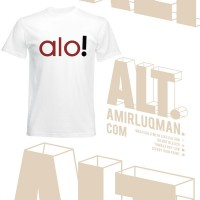 alo! Signature T-shirt