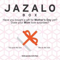 JAZALO Box for Mom