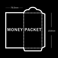 Money Packet (Potrait) Printing