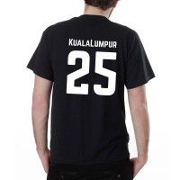 KLMAX Number T-shirt
