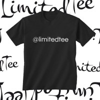 Personalised @username Limited Tee