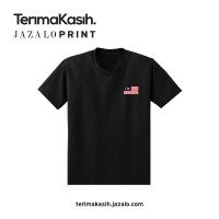 Baju Bendera Mini - T-shirt