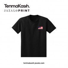 Baju Bendera Mini - T-shirt