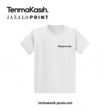 Baju Nama. Mini T-shirt