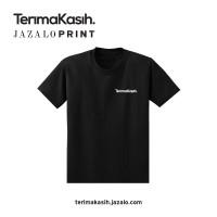Baju Logo Mini TerimaKasih. - T-shirt