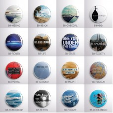 #BBQuote Button Badge